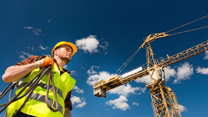 Western Equipment on-site rigging services and inspections