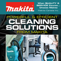 Makita Cleaning Solutions Catalogue