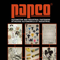 Papco automotive and industrial fasteners