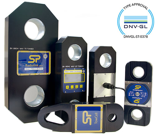 Springpoint Load Cells for Rigging